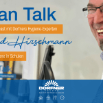 Clean Talk Hygienepodcast Schulhygiene