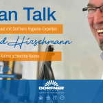 Clean Talk Podcast über Keime